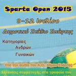 Beach Volley Sparta Open 2015
