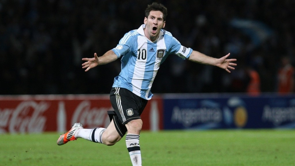 Captain-Lionel-Messi-The-Next-Legend-Argentina-Football-Wallpaper-HD