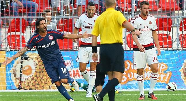 International Champions Cup 2014 - AC Milan v Olympiacos