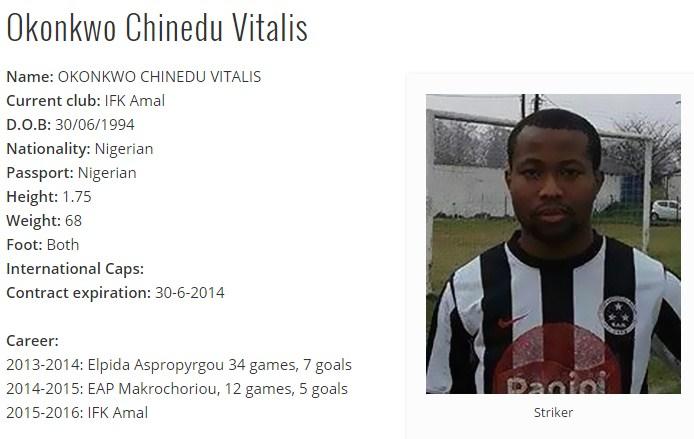 chinedu