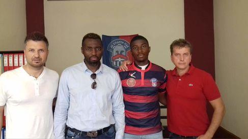"""""""Κανένα θέμα με Βαζέχα στην Σπάρτη"""" δηλώνει ο Νικόλαρος, που πήρε και Τάνγκα από Κ23 Εθνικής Καμερούν! (photo)"""